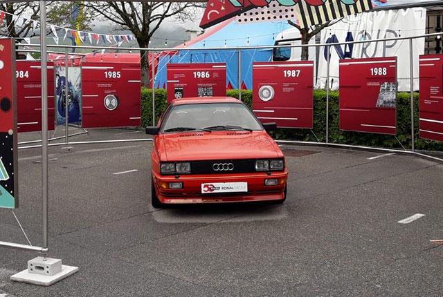Audi Sport quattro-filmcars