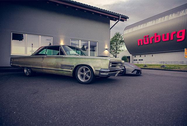 Chrysler 300-filmcars