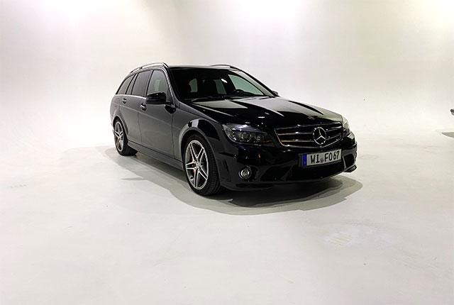 Mercedes C63 AMG-filmcars-FILMCAR RENTAL
